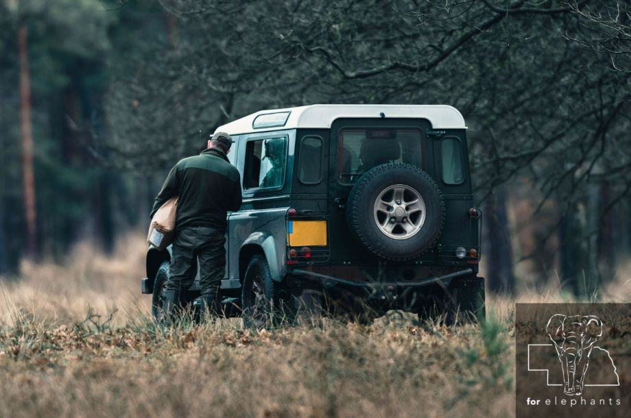The role of wildlife park rangers